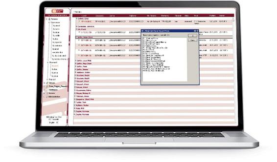 Laptop Admin Tool
