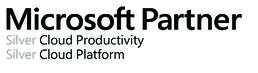 Microsoft Silver Partner for cloud productivity and platform
