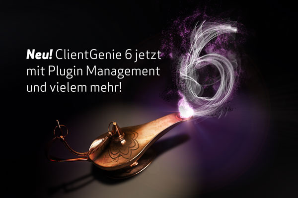 NEU! ClientGenie 6