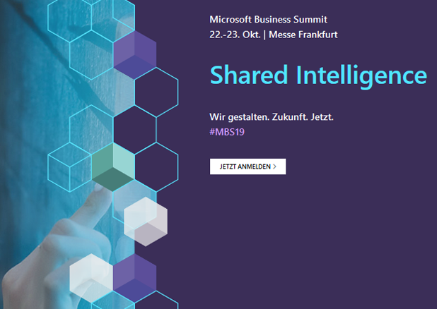 Microsoft Business Summit 2019