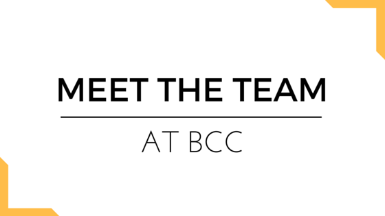 Meet the BCC Team:Director of Professional Services & Support Tim Clark